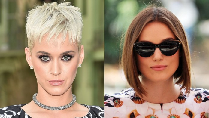 Celebrity-Short-Hairstyles Celebrity Short Hairstyles for Glamorous Look