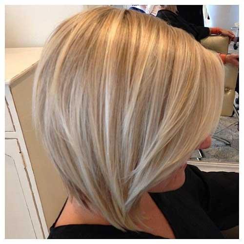 Cute-Easy-Hairstyle-Short-Blonde-Hair Cute Easy Hairstyles For Short Hair