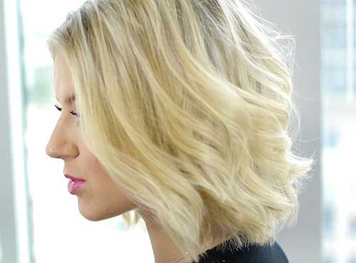 Cute-Easy-Short-Blonde-Hairstyles Cute Easy Hairstyles For Short Hair