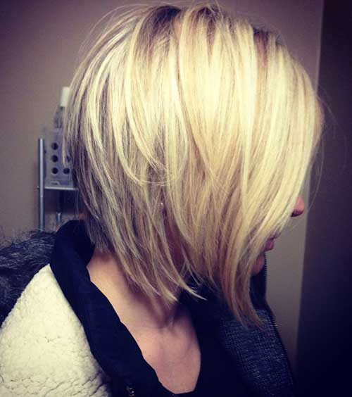 Easy-and-Cute-Hairstyle-for-Short-Hair-Back-View Cute Easy Hairstyles For Short Hair