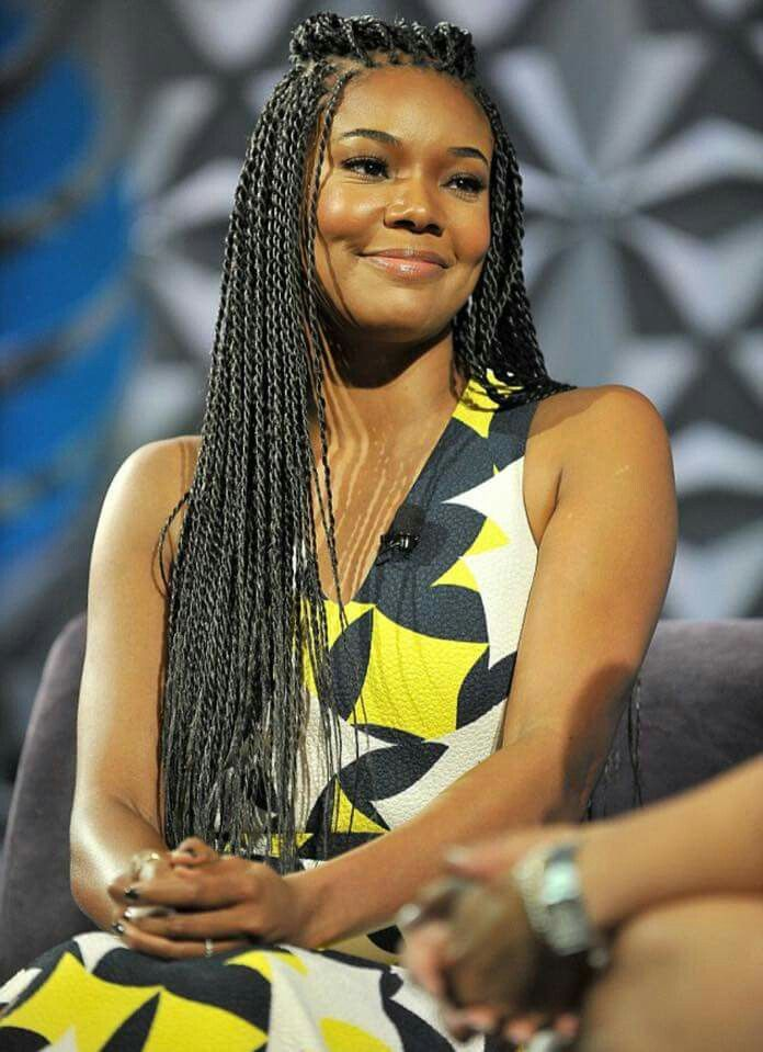Front-Cross-Braid Poetic Justice Braids to Flaunt Your Fabulous Look