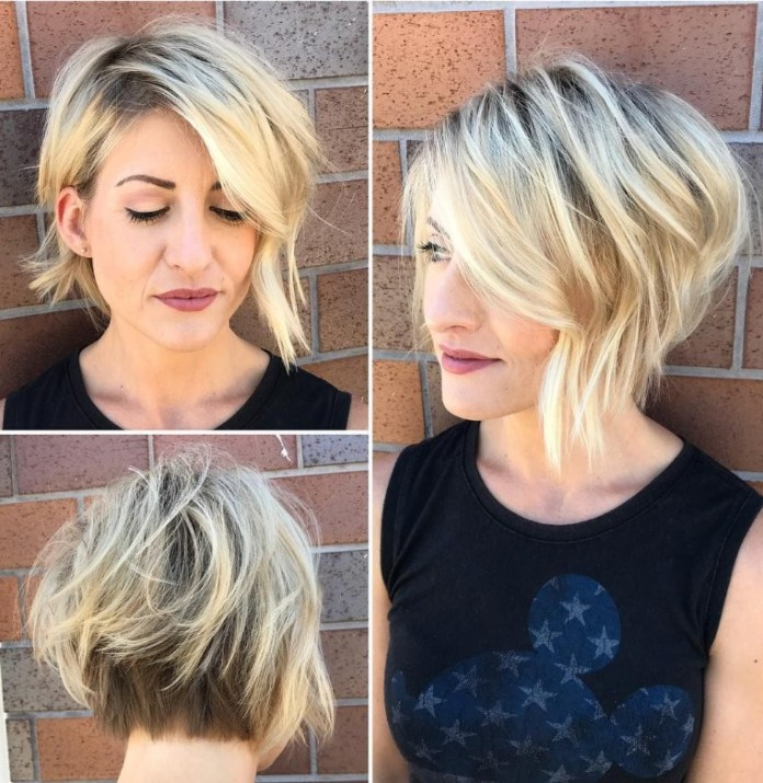 Inverse-Pixie-Haircut Everyday Short Hairstyles for Fabulous Look