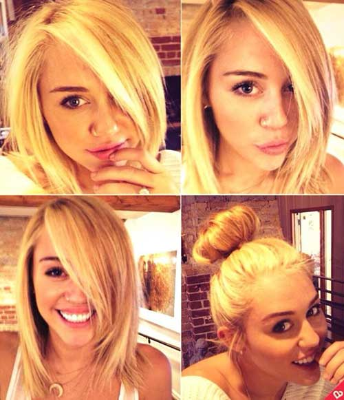 Latest-Cute-Easy-Short-Hairstyle Cute Easy Hairstyles For Short Hair