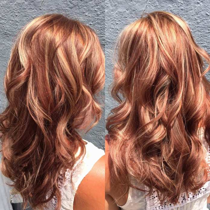 Open-curved-middle-sized-hair-for-this-fall Most Attractive Fall Hairstyles to Try This Year