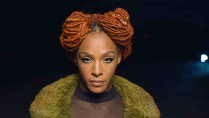Playful-Double-Bun-Braid Poetic Justice Braids to Flaunt Your Fabulous Look