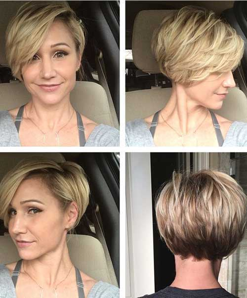 Short-Bob-Cuts-for-Stylish-Ladies-11 Short Bob Cuts for Stylish Ladies