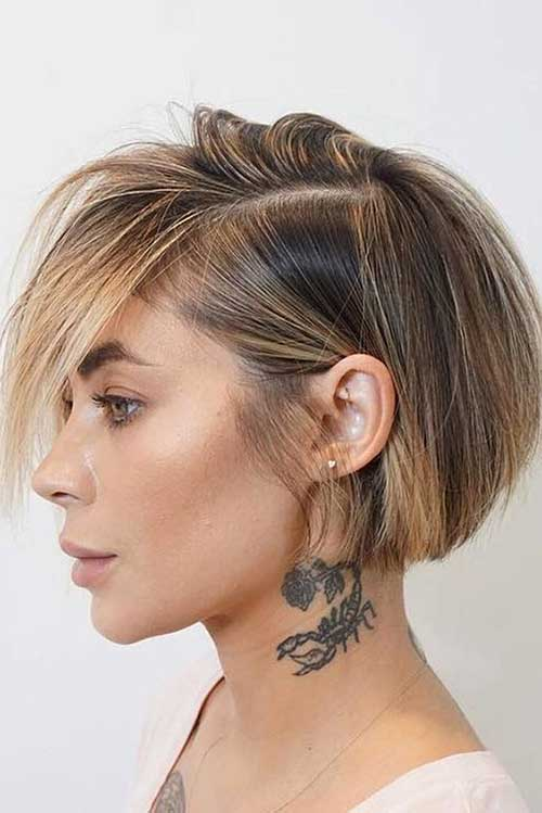 Short-Bob-Cuts-for-Stylish-Ladies-7 Short Bob Cuts for Stylish Ladies