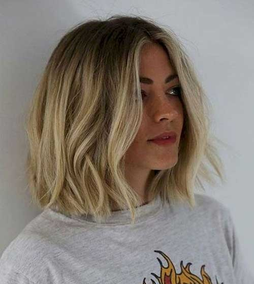 Short-Wavy-Bob-Haircuts-1 Best Short Wavy Bob Haircuts