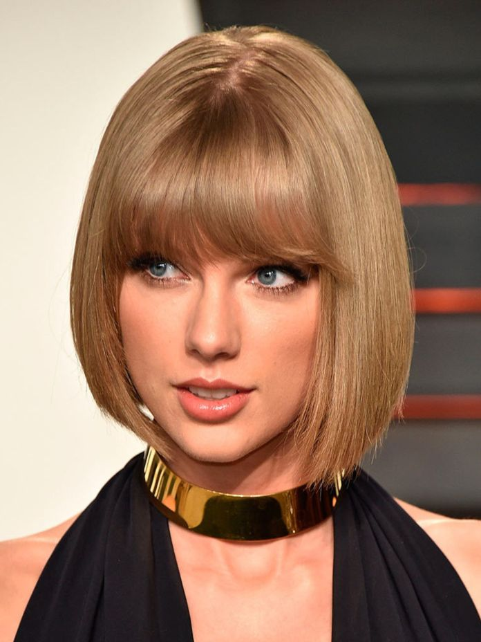 Short-hair-bangs-for-the-bob-hairstyle Most Attractive Fall Hairstyles to Try This Year