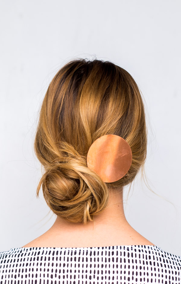 Side-Swept-Chignon-Hairstyle Most Gorgeous Looking Chignon Hairstyles