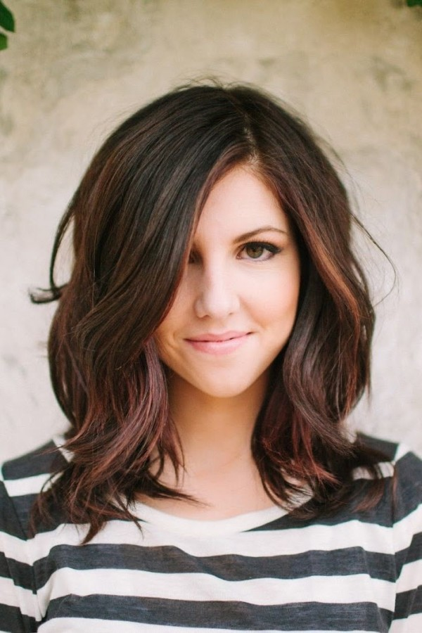 Simple-classy-look-for-your-everyday-life Most Attractive Fall Hairstyles to Try This Year