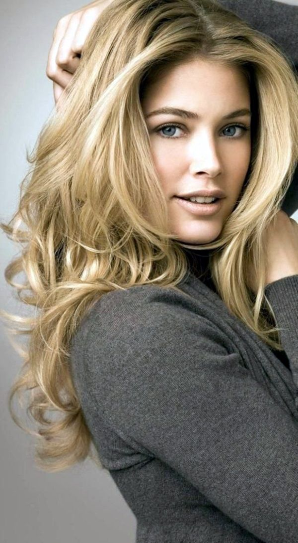 Simpler-yet-attractive-popular-fall-hairstyle Most Attractive Fall Hairstyles to Try This Year