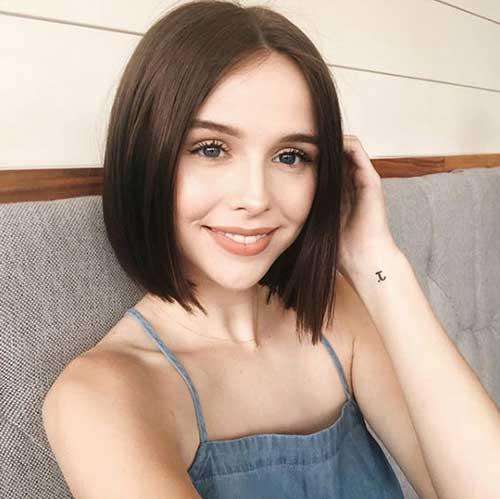 Super-Cute-Short-Hairstyles-for-Fine-Hair-7 Super Cute Short Hairstyles for Fine Hair