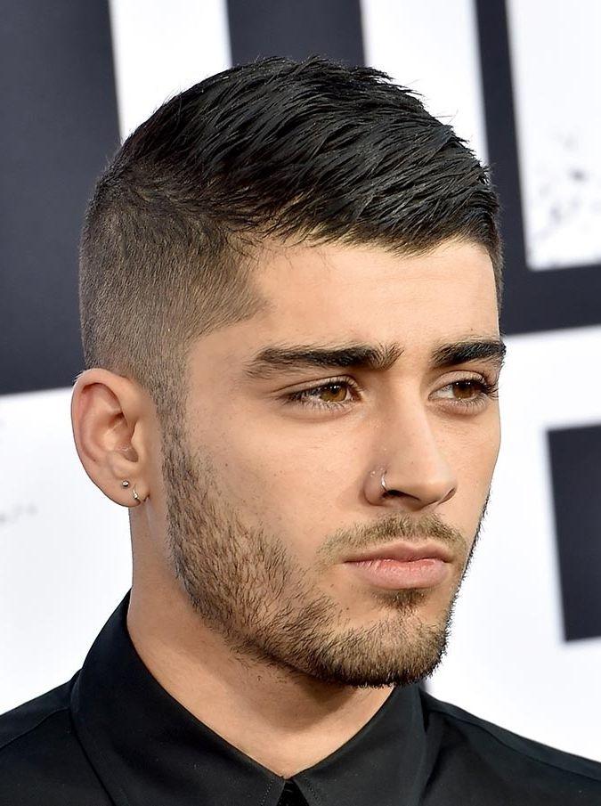 Texture-Scissor-Haircut Most Dynamic and Dashing Crew Cut for Men