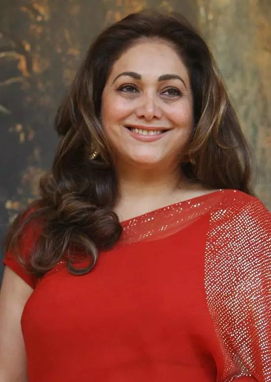 Tina-Ambani Top Indian Actresses With Stunning Long Hair