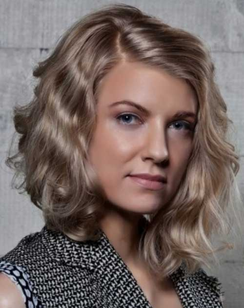 Asy-Blonde-Curly-Bob-Hairstyle Best Bob Cuts for Curly Hair