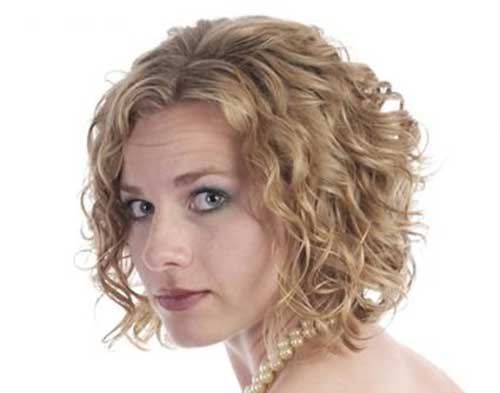 Best-Short-Bob-Hair-with-Perms Best Bob Cuts for Curly Hair