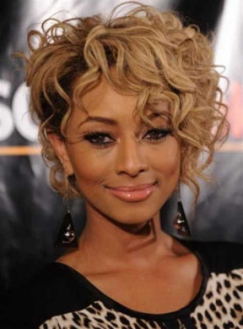 Curly-sew-in-bob Sew In Bob Hairstyles To Give You New Looks