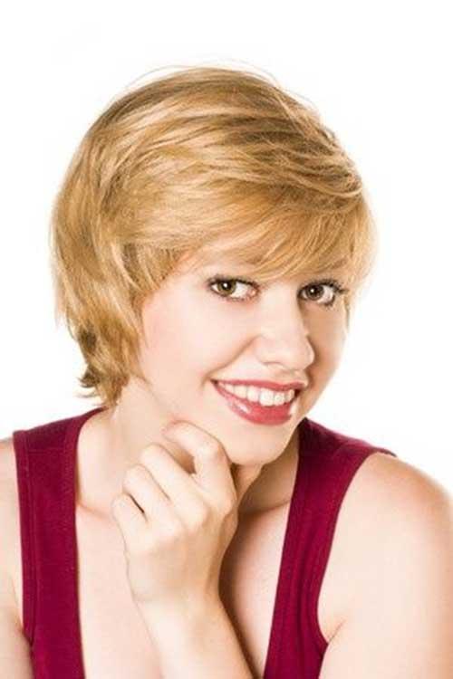 Cute-Babycut-Hairstyle Cute Easy Short Haircuts