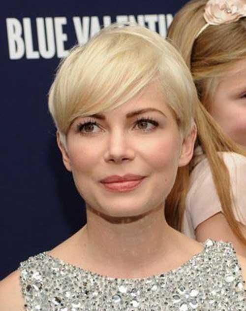 Cute-Fine-Pixie-Hair-for-Women Super Michelle Williams Pixie Haircuts