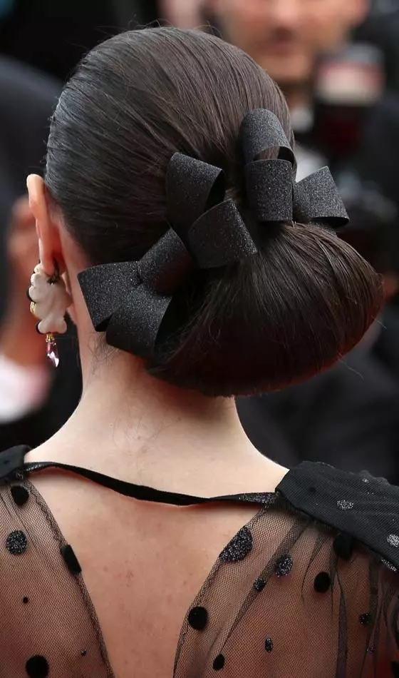 Edgy-Chignon Veil Bridal Hairstyles For Your Wedding Day