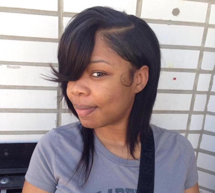 Long-Layered-Weave Stunning Ways to Rock a Sew In Bob Hairstyles