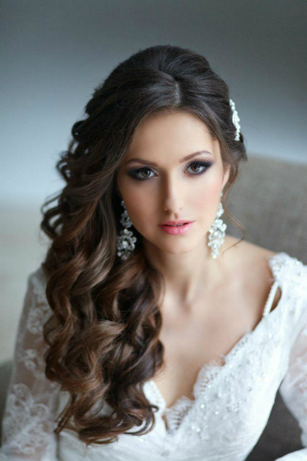 Long-Wavy-Hair-with-Curls Contemporary Hairstyles for an Amazing Appearance