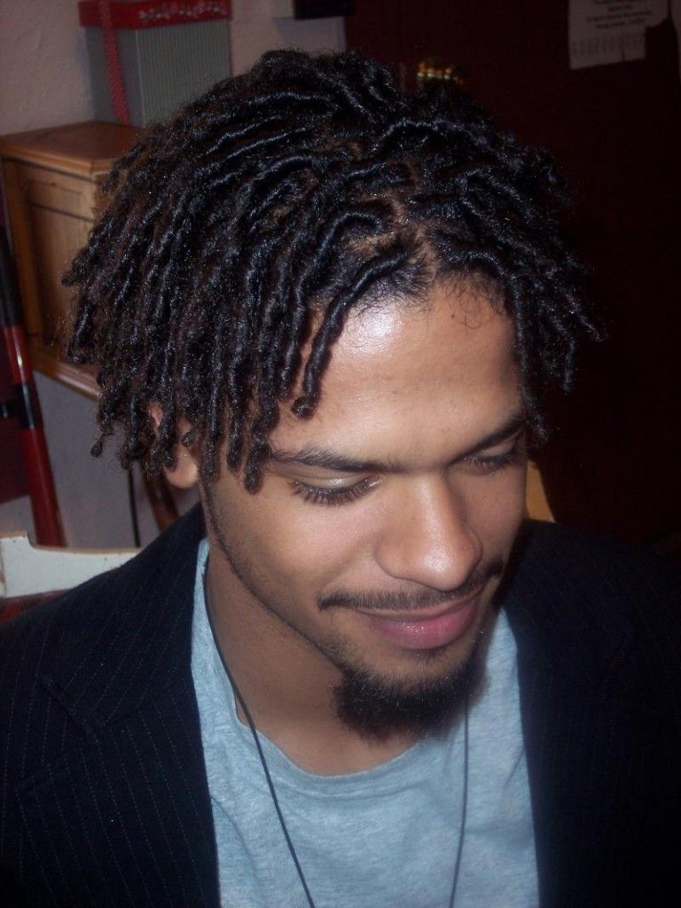 Natural-Twisted-Hair Cool and Charming Natural Hairstyles for Men