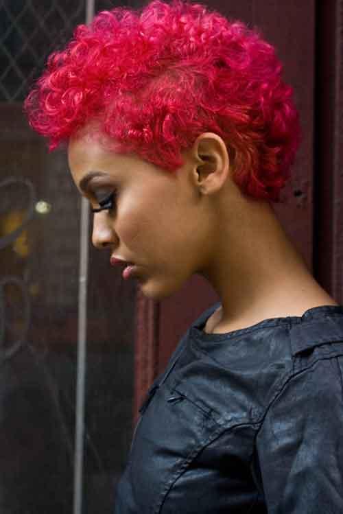 Pictures-of-Short-Hair-for-Black-Women-6 Short Hair for Black Women