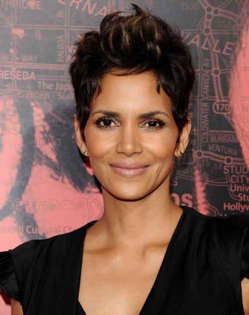 Pictures-of-Short-Hair-for-Black-Women-7 Short Hair for Black Women