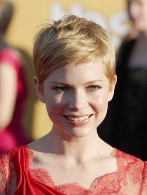Pixie-Haircut-on-Michelle-Williams Super Michelle Williams Pixie Haircuts
