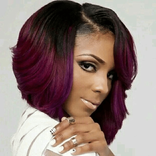 Sew-in-bob-cut-with-curls-6 Sew In Bob Hairstyles To Give You New Looks