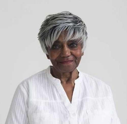 Short-Haircuts-for-Older-Women Short Haircuts for Older Women 2019