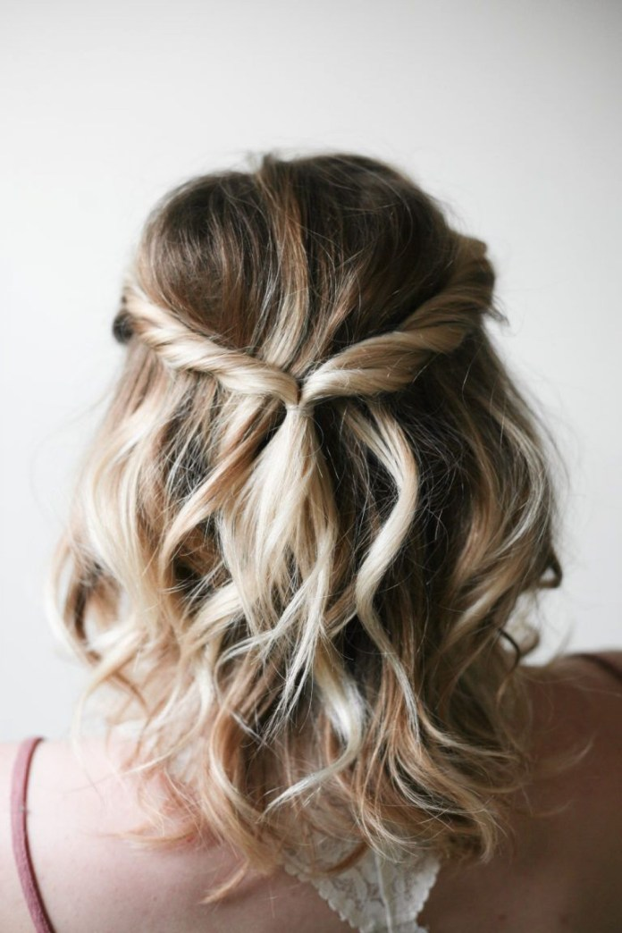 Short-Layered-Hair Cute Homecoming Hairstyles for Astonishing Look