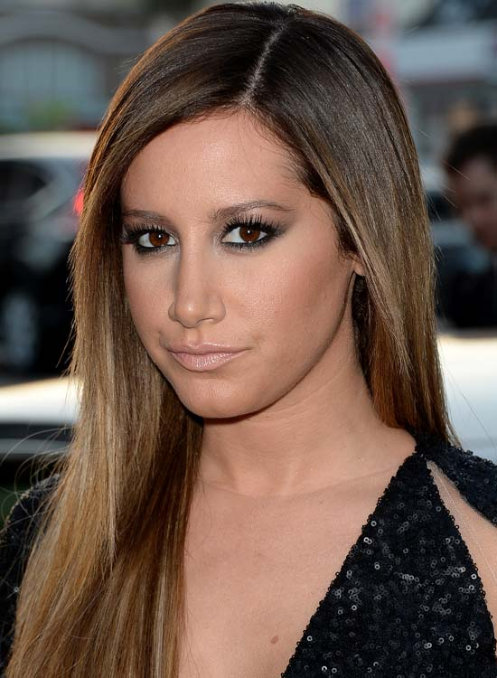 Side-Parted-Long-Straight-Hair-with-Layers Most Glamorous Long Straight Hairstyles for Women