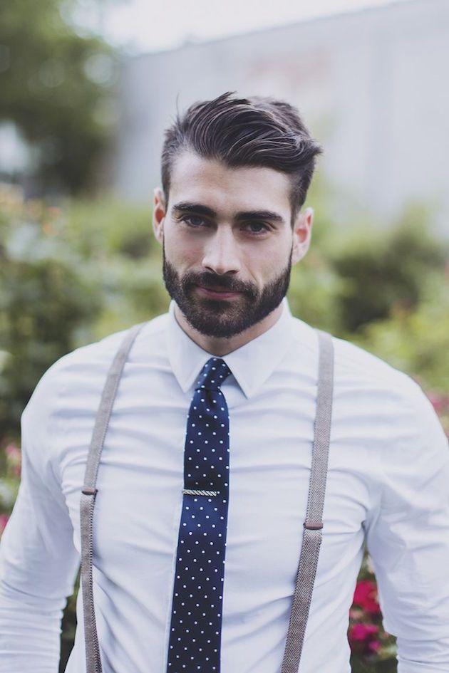 Stylish-Hairstyle Stylish Wedding Hairstyles for Men