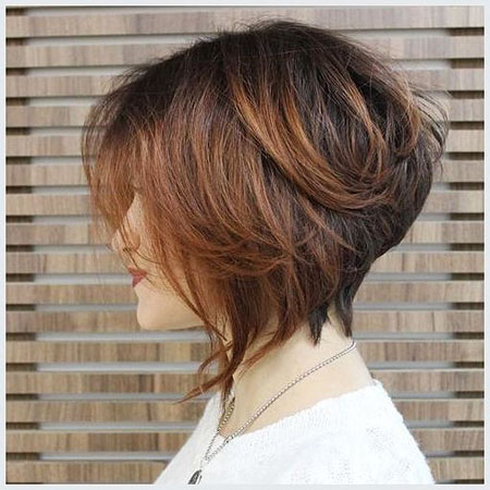 TOUSLED-TWO-TONE Short Messy Bob Hairstyles 2020