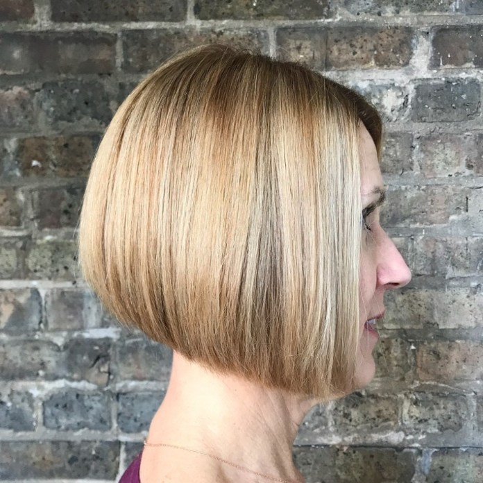 50-Shades-of-Blonde Gorgeous Hairstyles and Haircuts for Women Over 40