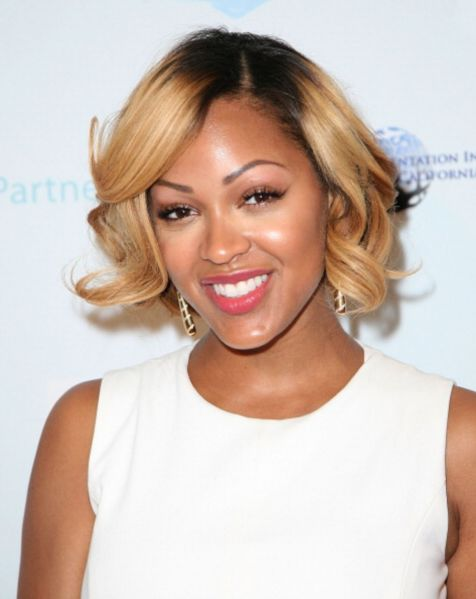 A-Line-Bob-with-Long-Side-Bangs 15 On-trend Bob Haircuts For Black Women