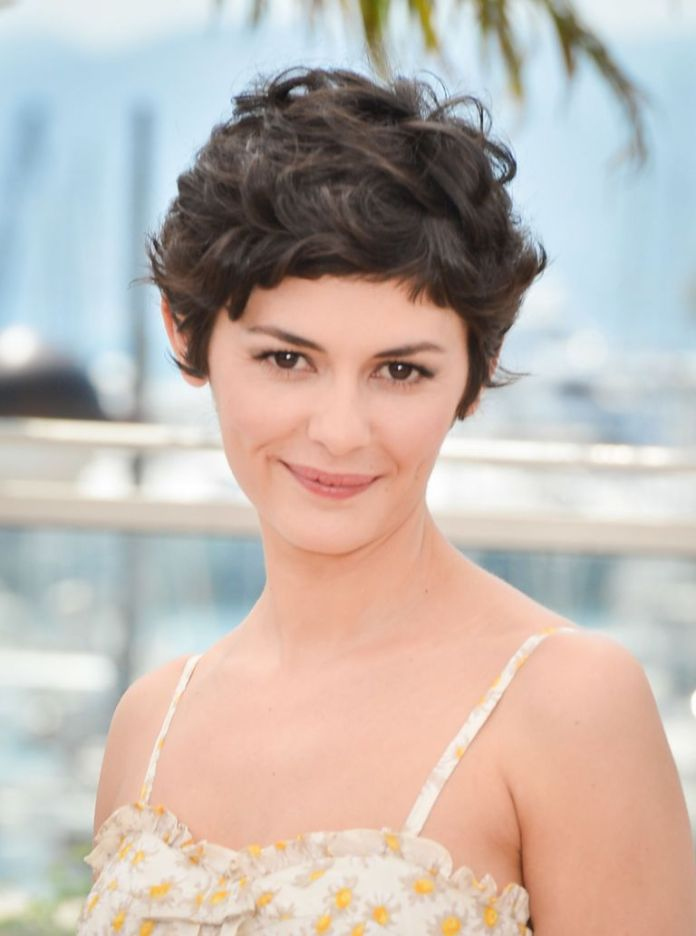 Audrey-Tautous-Adorable-Pixie-Cut Stunning Curly Hairstyles That Are All About That Texture
