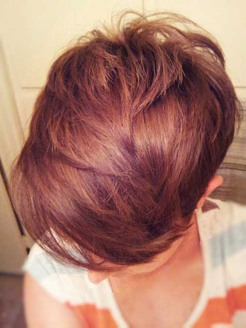 Best-Hair-Color-for-Short-Hair-3 Best Hair Color for Short Hair