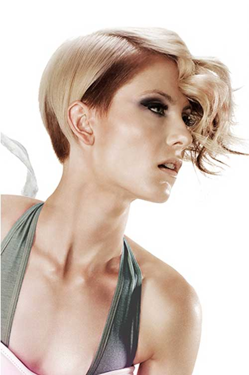 Best-Hair-Color-for-Short-Hair-7 Best Hair Color for Short Hair