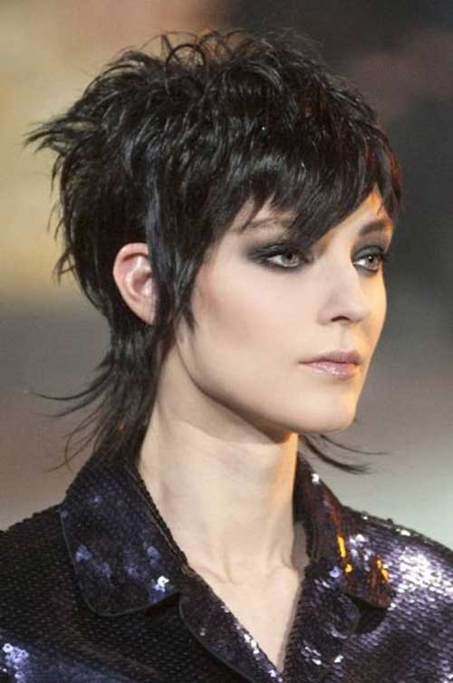 Best-Mullet-Haircut-for-Women Short Trendy Hairstyles 2020