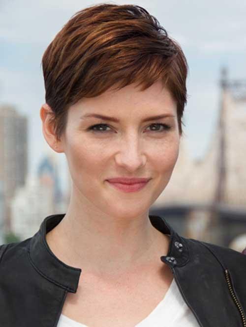 Chyler-Leigh's-Pixie-Haircut Pixie Hair Styles for 2020