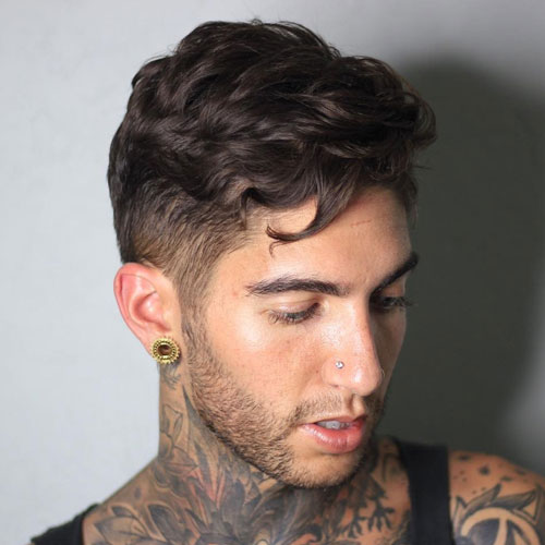 Classic-Taper-Hairstyle-For-Men The Best Haircuts For Men