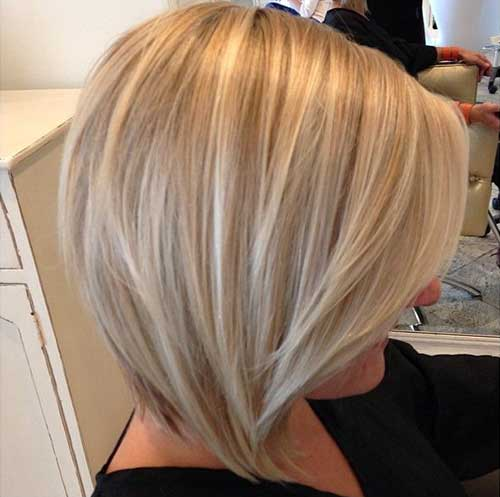 Cute-Short-Bob-Haircut-for-Girls Cute Short Hair Cuts For Girls