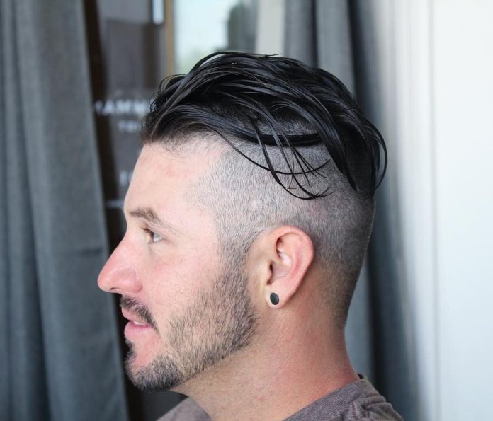 Faux-Hawk Mens Hairstyles with Thin Hair for Ultra Stylish Look