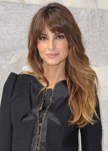 Hairstyles-for-Oblong-Faces2-1 How To Choose The Right Bangs