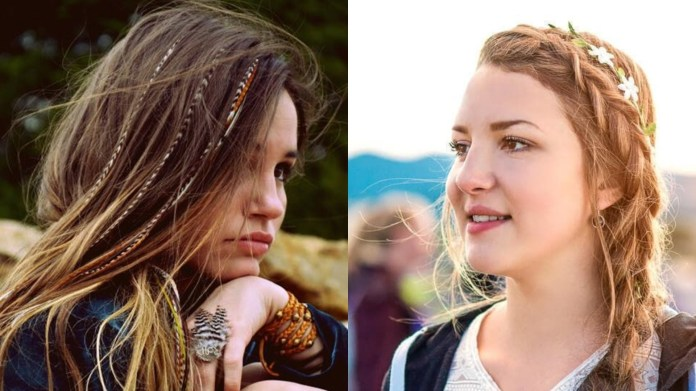 Hippie-Hairstyles Hippie Hairstyles for a Stylish and Reviving Look