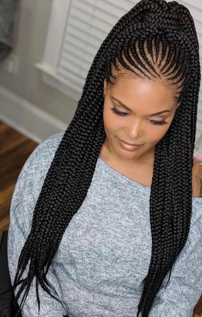 Long-Braided-Hair Braids Hairstyles for an Ultimate Princess Look